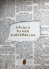 Księga prasy łomżyńskiej